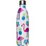 360° degrees Soda Insulated Drink Bottle 550ml Flamingo